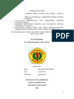 Baiq Bintan Julia Rahman, ISBD, Agribisnis, Dr. Taufiq Ramdani, S.th.I., M.sos