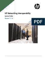 HP+Networking+Interoperability+ +Learner+Guide+Rev+11.12