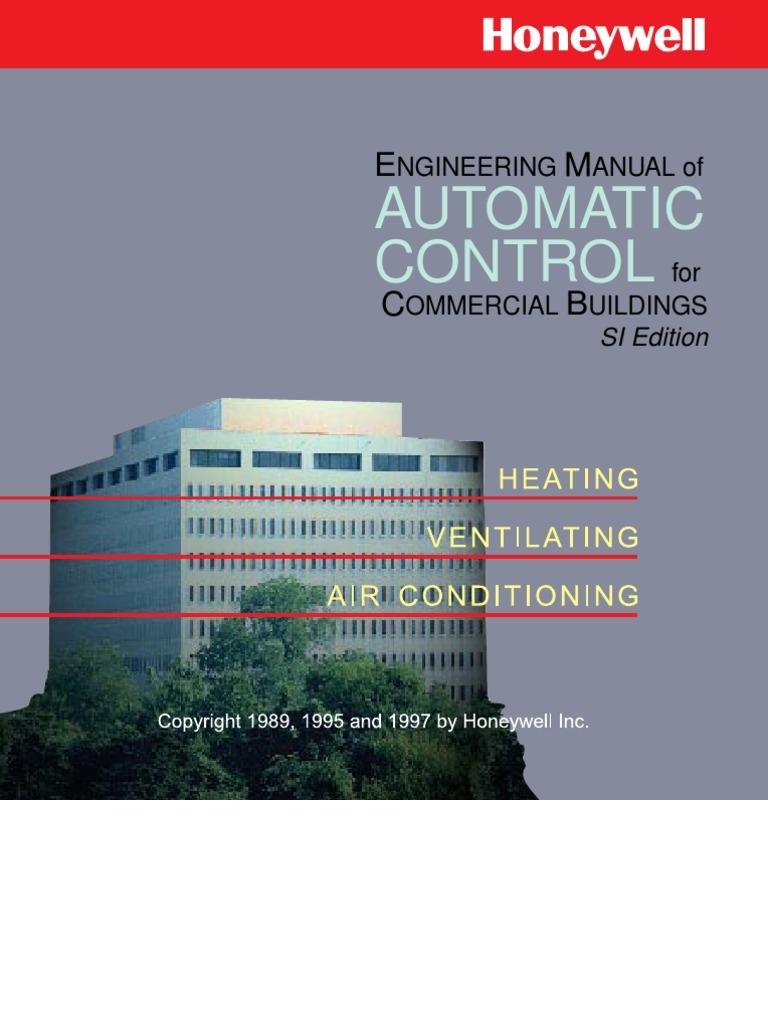 Controlmanual Honeywell Hvac Water Heating Air Handler Economizer In Addition Electric Furnace