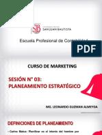 Sesion 03 - Marketing