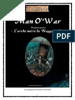 Man o War 1 - L'arche noire de Naggaroth
