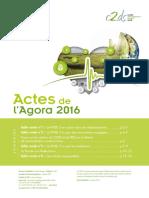 C2DS Agora Rapport 2016