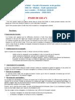 Audit Opérationnel