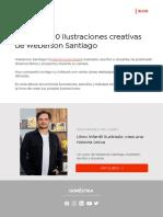 Artbook de Weberson Santiago