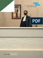 Jaarverslag 2020 Gemeenschappelijk Hof Van Justitie