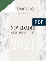 GRESMANC novedades 2021
