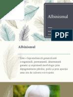 Albinism Ul