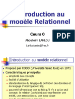 Database Cours Complet