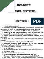 A. Holdern - Asasinul Invizibil