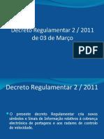 Novos Sinais DR 2-2011