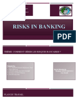 Risks In Banking