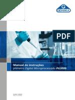 Manual Pg3000