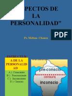 7. ASPECTOS DE LA PERSONALIDAD