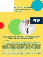 ATIVIDADES DO MÓDULO I - REGINALDA