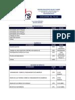 Evaluación 2do. semestre