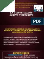 Comunicación Activa (Co)