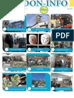 le journal Pdf Mai 2021 de l'Association Verdon info