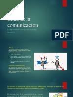 Etica de La Comunidad - Lenguaje