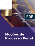 Noções de Processo Penal