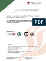 Apostila Módulo 1 Combate a Incêndio 2018