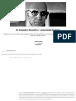 Artigo - CT - formacoes-discursivas-arqueologia-do-saber