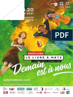 Festival Le Livre à Metz, Littérature & Journalisme
