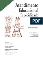 AEE - Deficiência Física - Cartilha
