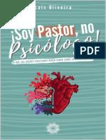 Soy Pastor, No Psicólogo Lais Oliveira
