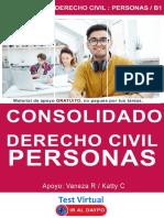 Consolidado Derecho Civil Personas