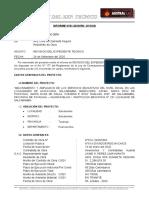 Informe de Compatibilidad Salcabamba