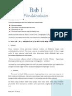 makalah sistem pencernaan