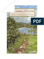 Cómo Enseñar El Trivium