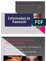 Enfermedad de Kawasaki, presentación
