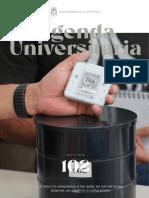 Agenda Universitaria - Junio 2021