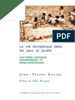 Cultures Ludiques Sahariennes et Nord-Africaines
