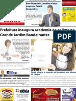 Jornal União - Edição de 15 à 31 de Março de 2011