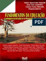 TC_Severino_Livro_Fundamentos da Educação