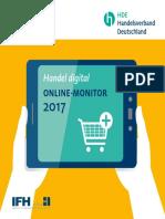 Handel Digital - Online Monitor