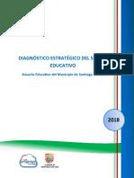 Anuario definitivo secretaria educacion Cali 2018