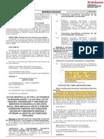1. Ley N° 31126