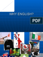WHY LEARN ENGLISH