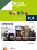 Newsan Reporte de Sustentabilidad 2020