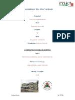 Conceptualización - Administración