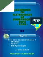 Seguranca Eletricidade Constr Civil