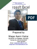 Basic of Excel