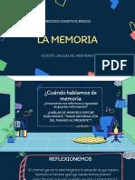 clase 5 LA MEMORIA