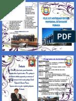 PROGRAMA DE ACTIVIDADES POR ANIVERSARIO EPEP 2021