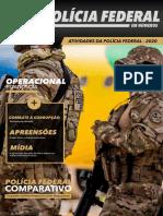 ATIVIDADES DA POLÍCIA FEDERAL - 2020