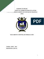 TRABALHO DE TRATAMENTO E PINTURA 2