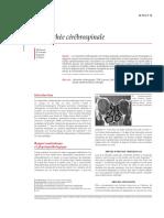 Rhinorrhée cérébrospinale